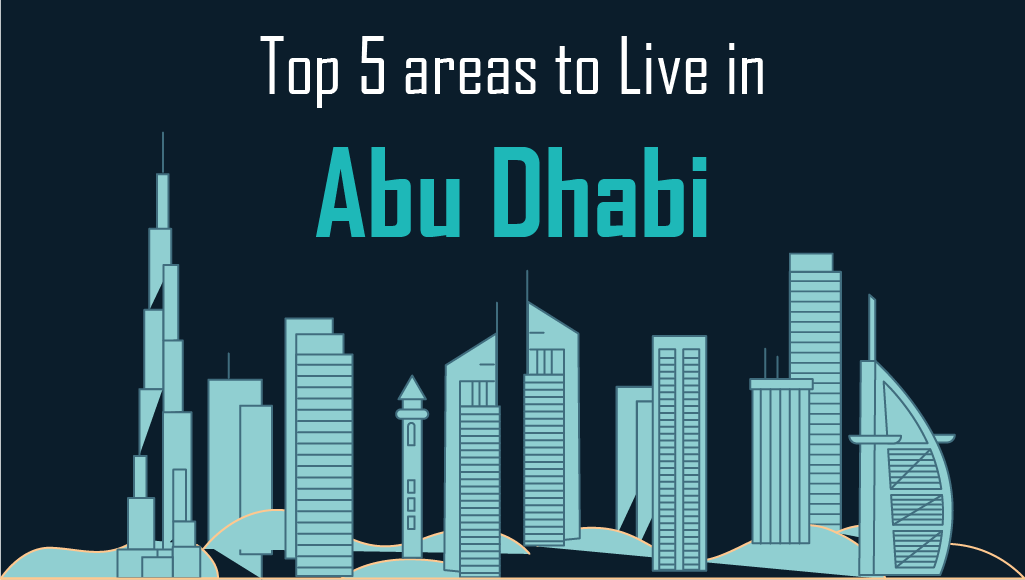 Top 5 areas to live in Abu Dhabi